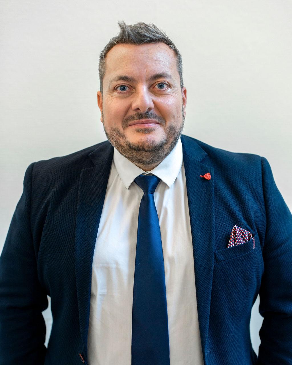 Grégoire Mann - fondateur cabinet lex lux avocats à Saint-Etienne