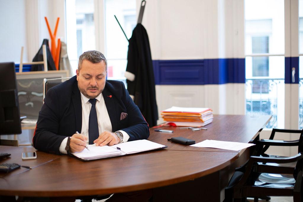 Grégoire MANN avocat Lex Lux Avocats Saint Etienne