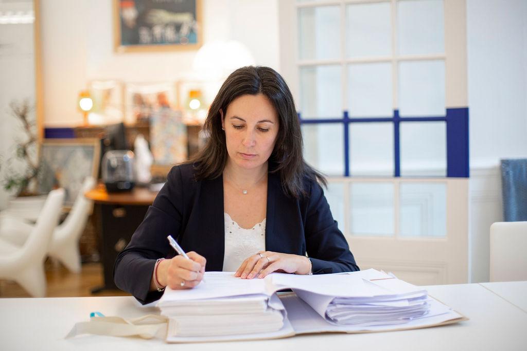 Noémie BOUTHIER-BAUX avocate à Saint Etienne