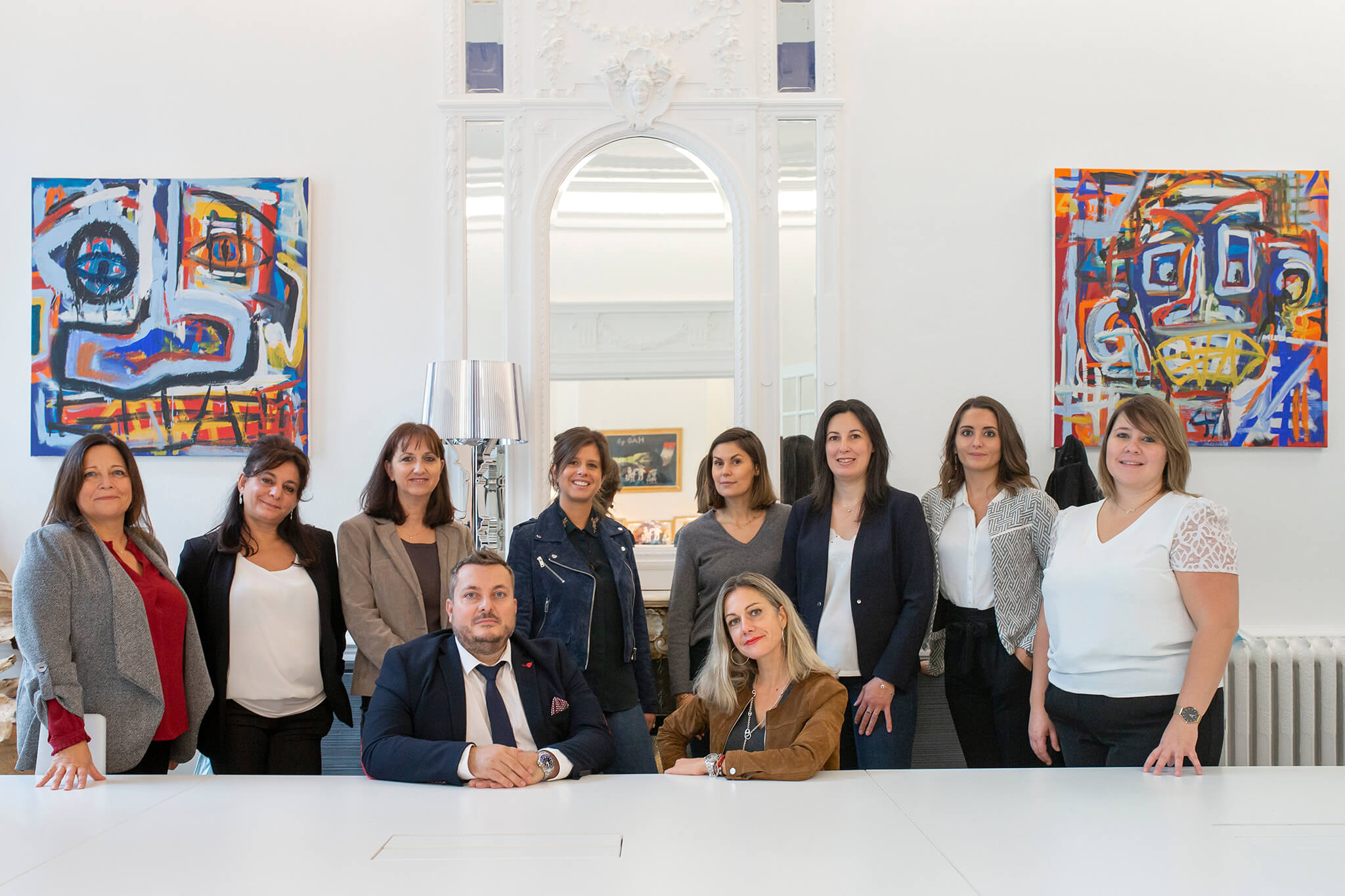 équipe Lex Lux Avocats Saint Etienne
